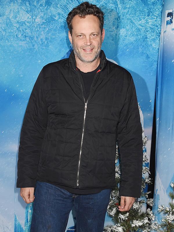 Vince Vaughn Jokes His Son Might Regret Watching Frozen on ...
