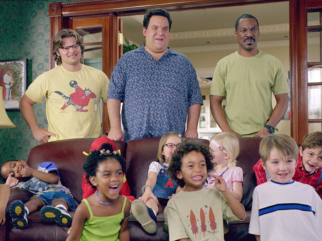 Edmurphy In Daddy Day Care A Clip To Celebrate Father