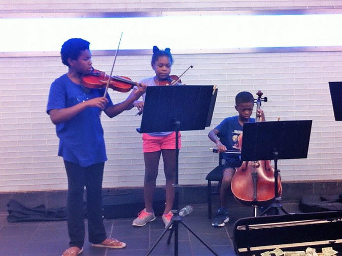 Meet the Seriously Talented Young Siblings Who Play Classical Music in the Subway to Raise Money for the Homeless| Music, Good Deeds, Music News, Real People Stories