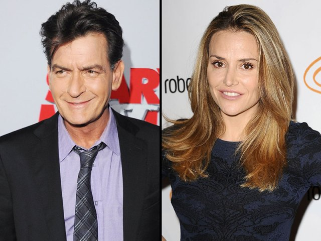 Charlie Sheen's Ex Brooke Mueller Claims Actor Owes $89,000 in Back Child Support| Crime & Courts, Brooke Mueller, Charlie Sheen