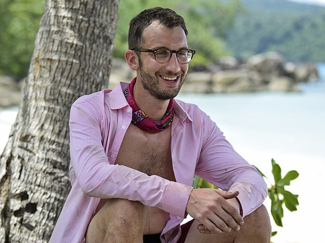 Stephen Fishbach's Survivor Blog: Dangerous Game of 'Blind Leading the Blind' Brings an Unexpected Elimination| Celebrity Blog, Survivor, TV News, Stephen Fishbach