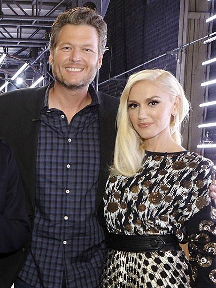 Blake Shelton and Gwen Stefani Are 'Planning Ahead and Having Fun Talking About' a Future Wedding: Source  Couples, Music News, Blake Shelton, Gwen Stefani