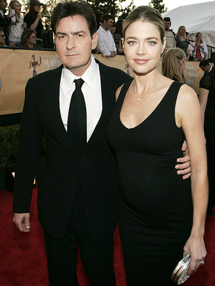 Charlie Sheen's Lawyer Says Denise Richards Is 'Being Greedy' After Her Attorney Called His Comments 'Inappropriate'| Trials & Lawsuits, TV News, Charlie Sheen, Denise Richards