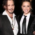 Amber Heard Accuse Husband Johnny Deep Of Domestic Violence,Files For Divorce
