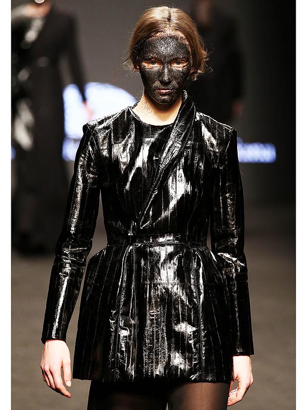 Claudio Cutugno runway show Milan Fashion Week