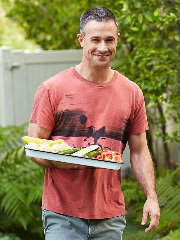Image result for freddie prinze jr cookbook