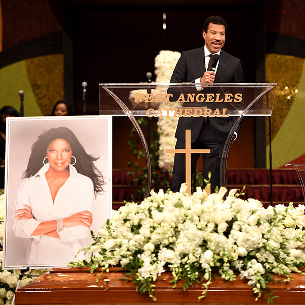 Natalie Cole Honored By Family Friends At Private