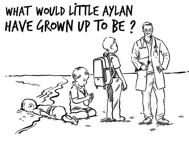 Queen Rania Strikes Back at Controversial Charlie Hebdo Cartoon Attacking Dead Syrian Child| The Royals, Queen Rania