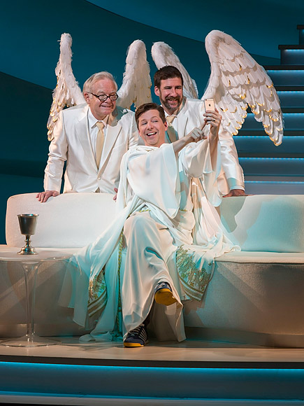 Sean Hayes Will Star as 'God' in the Broadway Comedy An Act of God – See the Pictures!| Sean Hayes
