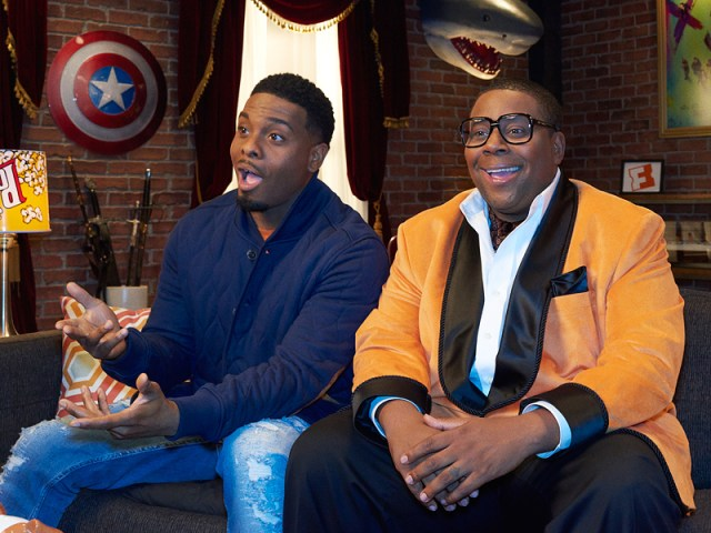 All That's Kenan Thompson and Kel Mitchell Reunite for Comedy: Working Together 'Is Like a Comfy Pair of Shoes'| Kel Mitchell, Kenan Thompson