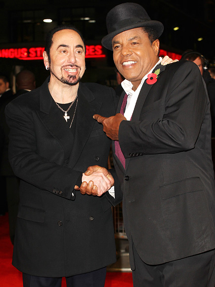 """Tito Jackson Pays Tribute to His 'Brother"""" David Gest