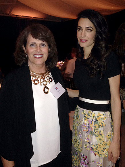 Inside a Contest Winner's Starry Night at George and Amal Clooney's Fundraiser for Hillary Clinton: 'They Made Us Feel at Home'| 2016 Presidential Elections, Politics, Amal Alamuddin, George Clooney, Hillary Rodham Clinton, Jane Fonda, Jim Parsons, Portia de Rossi