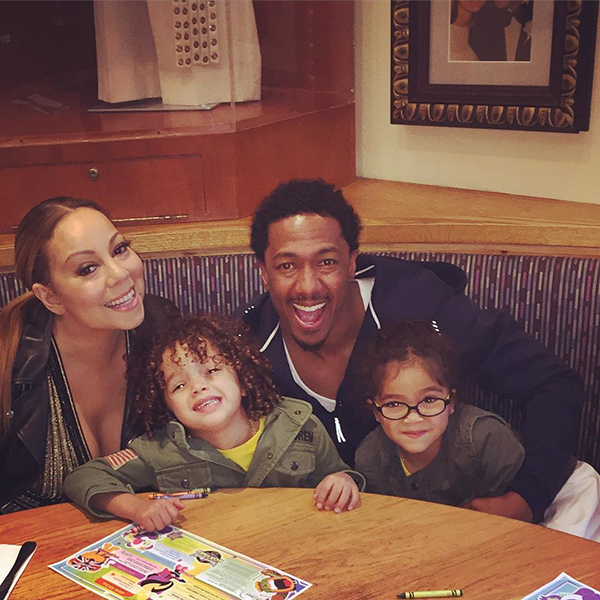 Image result for nick cannon and mariah 2016