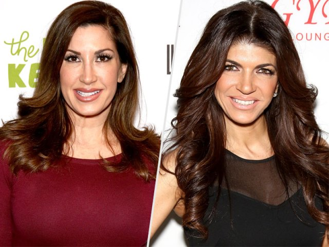 RHONJ's Teresa Giudice Accuses Jacqueline Laurita of a 'Low Blow' During Their Most Bitter Fight Yet| The Real Housewives Of New Jersey, The Real Housewives of..., People Picks, TV News, Caroline Manzo, Joe Giudice, Teresa Giudice