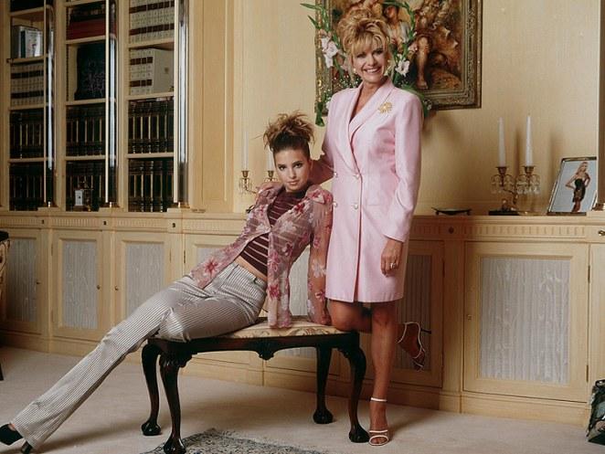 Ivanka Trump on Being Protected by the Scandal of Her Parents' Split  Donald Trump, Donald Trump Jr., Ivana Trump, Ivanka Trump, Marla Maples