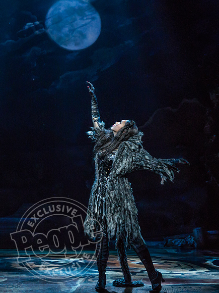 See Leona Lewis in Costume as Grizabella in Broadway's Cats Revival: FIRST LOOK| Cats, Leona Lewis, Theater