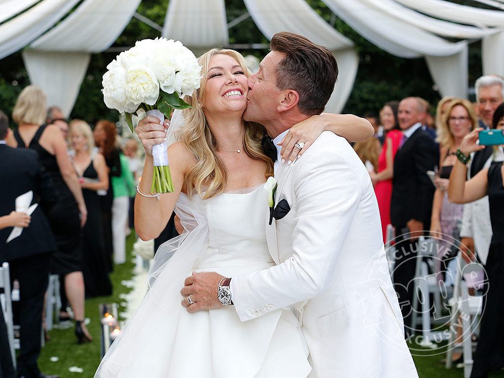 Dancing with the Stars' Kym Johnson and Robert Herjavec Are Married!| Wedding, Kym Johnson