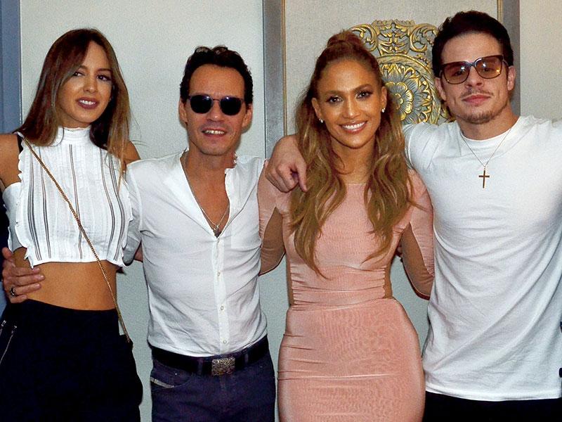 Jennifer Lopez and Beau 'Casper' Smart Have Split, Says Source: 'It Wasn't Anything Dramatic'| Breakups, Music News, People Picks, Casper Smart, Jennifer Lopez, Marc Anthony
