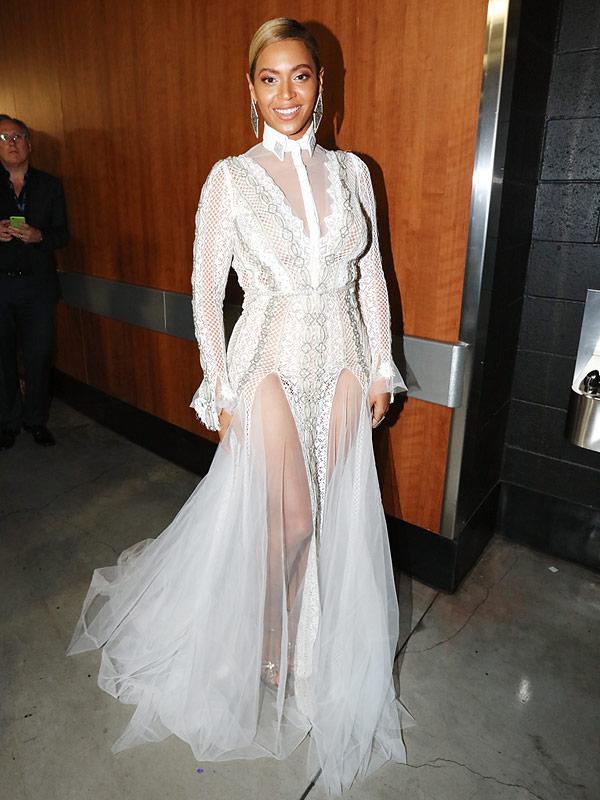 Beyonce Grammys 2016
