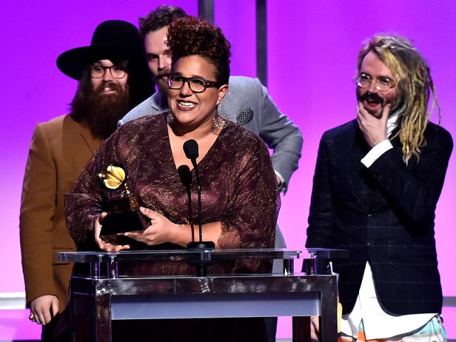 Brittany Howard Reflects on Alabama Shakes' 'Surreal' Journey from Small-Town Band to Grammy Favorites| Grammy Awards 2016, News Franchises