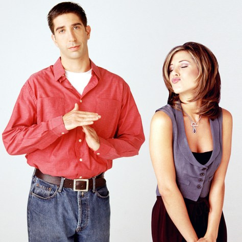 Over 10 seasons, Rachel and Ross became one of TV's most iconic couples. Read Entertainment Weekly's take on how and why that happened.