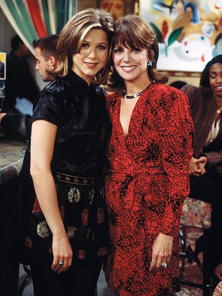 Marlo Thomas, who played Rachel's mother Sandra in