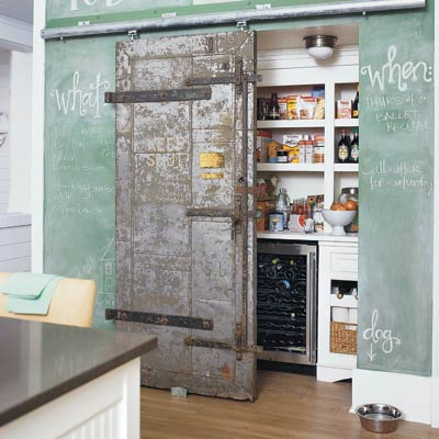 shallow space saving pantry