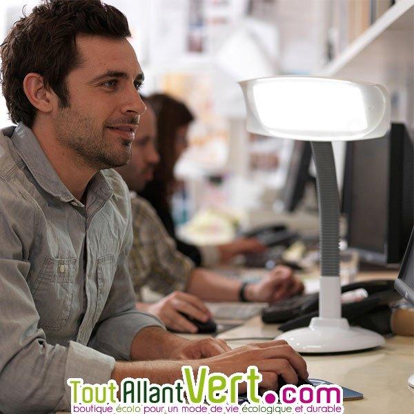 Lampe De Bureau De Luminothrapie Lumie Desklamp Achat