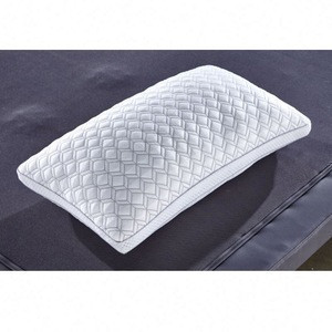 import cooling gel memory foam pillow