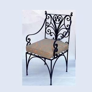 wrought iron patio furniture sale rod
