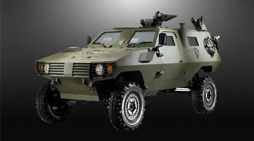 Kendaraan Lapis Baja Made in Indonesia
