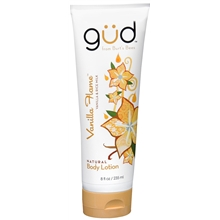 gud Body Lotion, Vanilla Flame