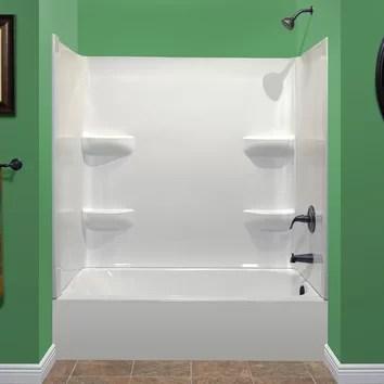 Lyons Industries Deluxe 54 X 27 Soaking Bathtub