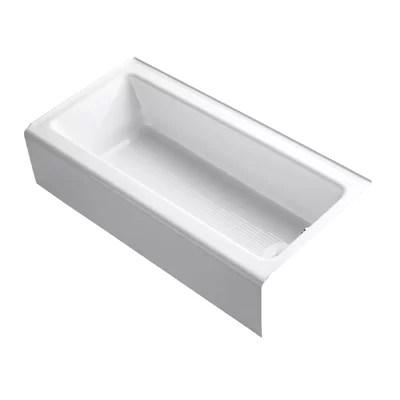 Princeton 60 X 30 Recess Bathtub With Integral Overflow