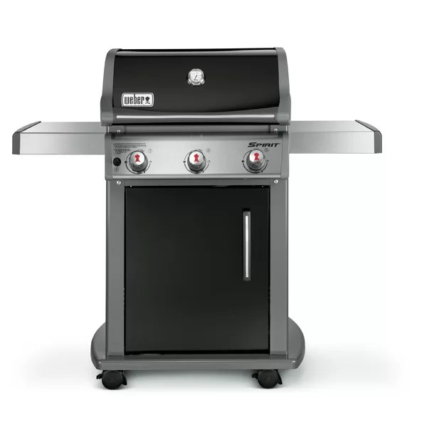Spirit® E-310™ LP Gas Grill