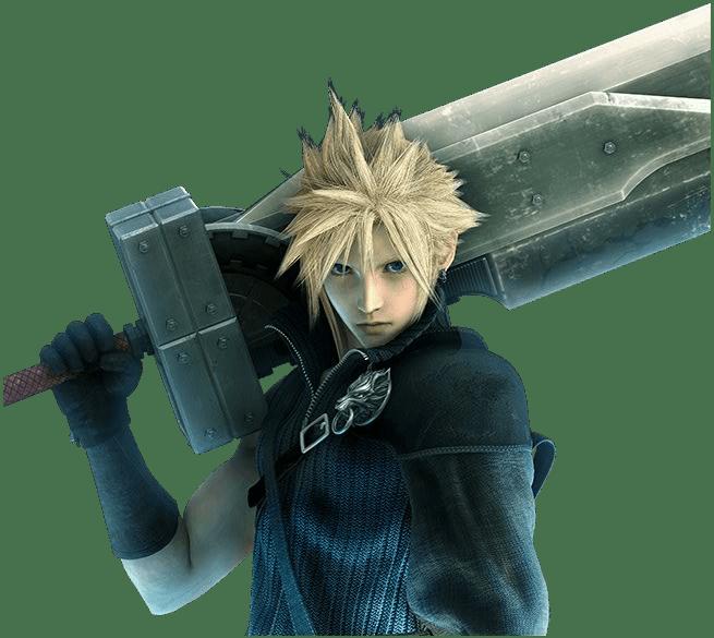Image Cloud Advent Children Completepng Final Fantasy