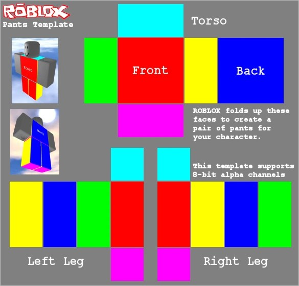 Roblox How To Make A Shirt For Any Gender S From Just A Plain