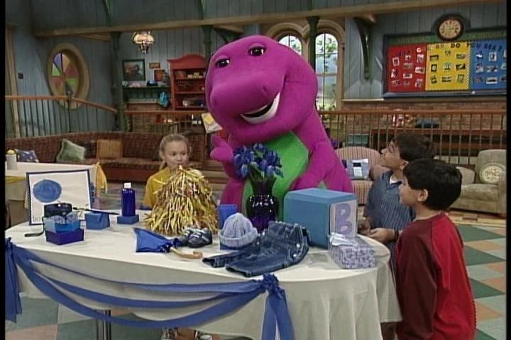 barney christmas part 1 movie - Barney Christmas Movie