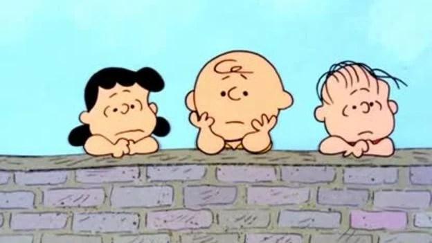 Sally Linus Peanuts Comics