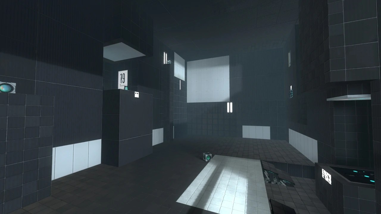 GLaDOS Testing Track Portal 2 Half Life Wiki