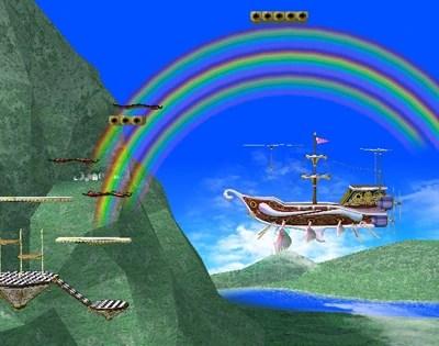 Rainbow Cruise Super Smash Bros Melee The Nintendo