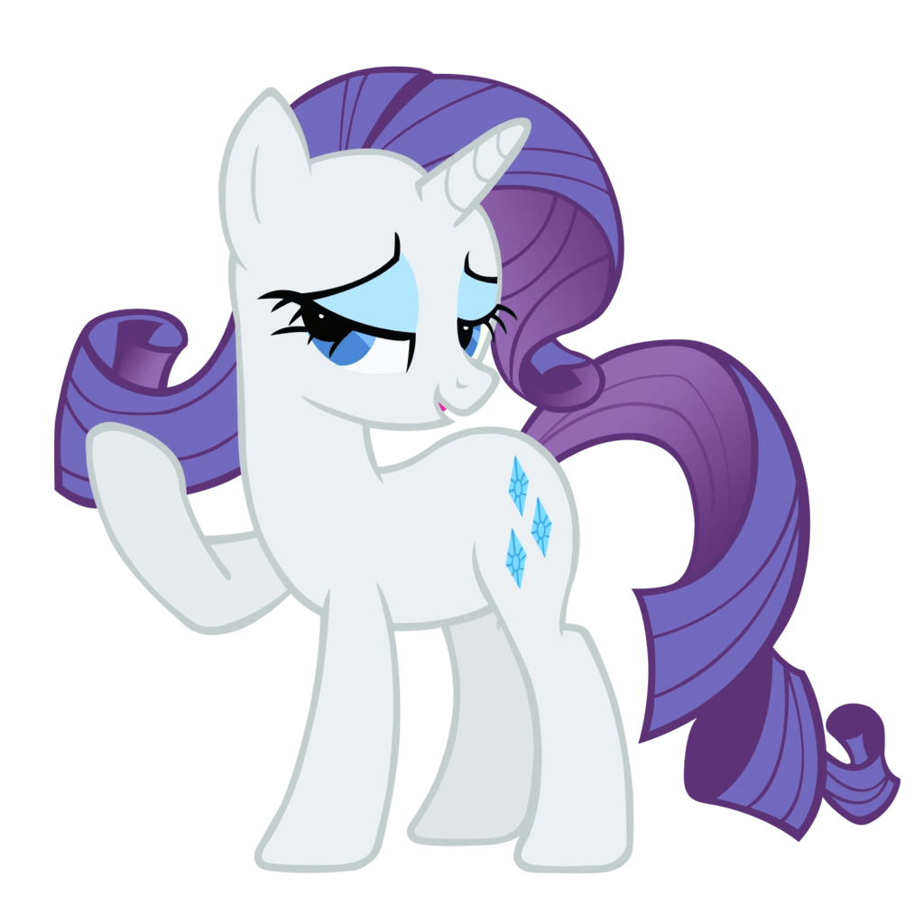 rarity my little pony fan labor wiki