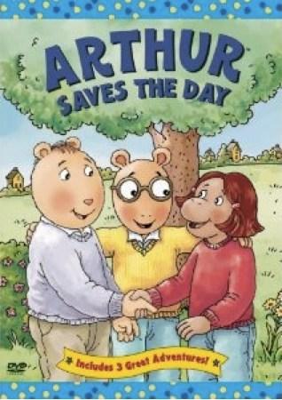 Arthur Saves The Day Arthur Wiki