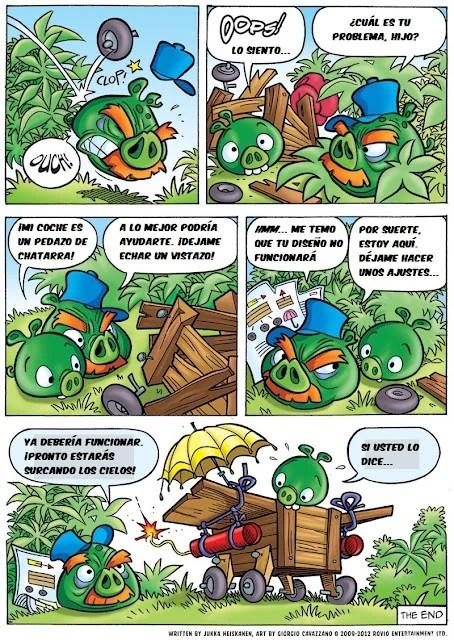 Bad Piggies Comic Part 2jpg