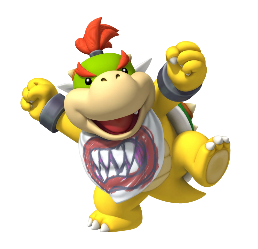 bowser jr mariowiki the encyclopedia of everything mario