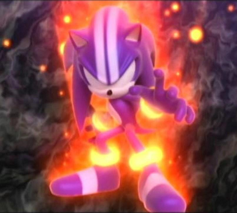 Sonic Emotions Hedgehog