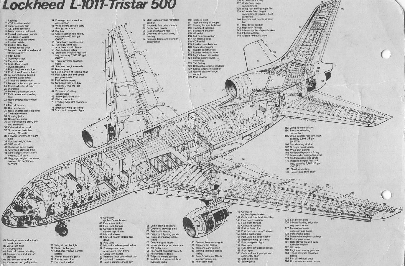 Lockheed L Tristar