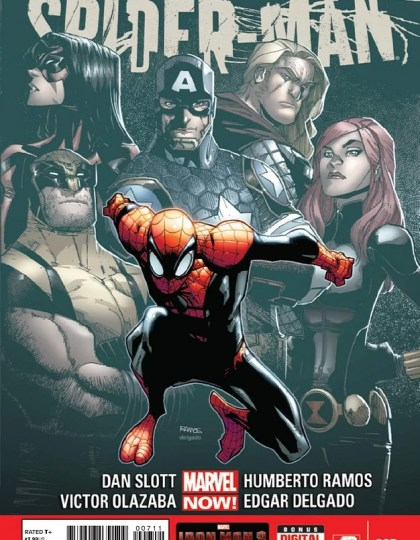 The Superior Spider-man Tomes 03-10