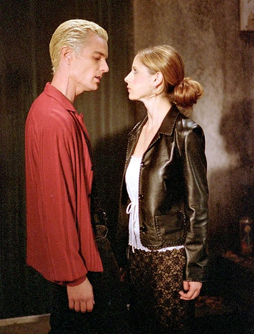 No one puts Buffy in a corner.
