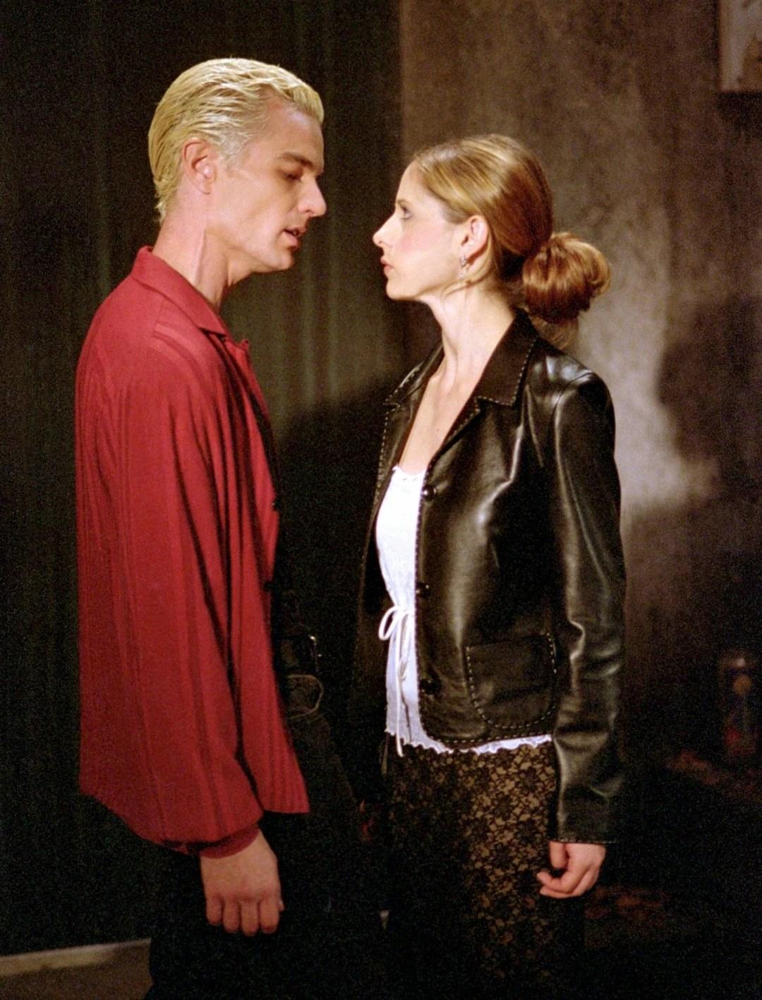 No one puts Buffy in a corner.
